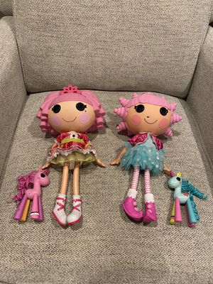 Lalaloopsy dolls for Sale in West Sacramento, CA