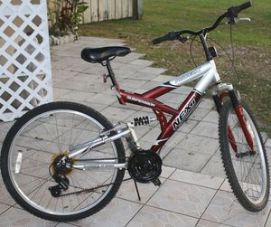 "26"" Next Power X, Dual suspension , 18 speed for Sale in Kissimmee, FL"