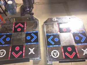 Dance Dance Revolution Energy Arcade Metal Dance Pad with for ps/ps2, Wii, Xbox and PC M03823 for Sale in Pickerington, OH