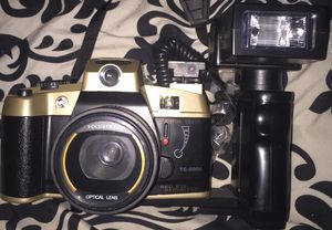 Vintage Canon TC-5000 35mm Film Camera for Sale in Las Vegas, NV