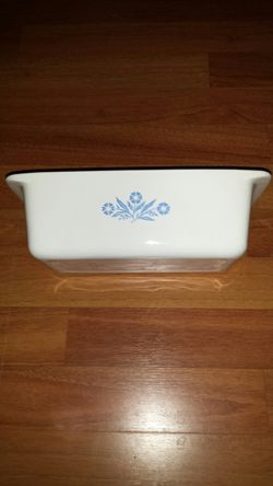 Corningware Cornflower loaf pan for Sale in Indianapolis,  IN