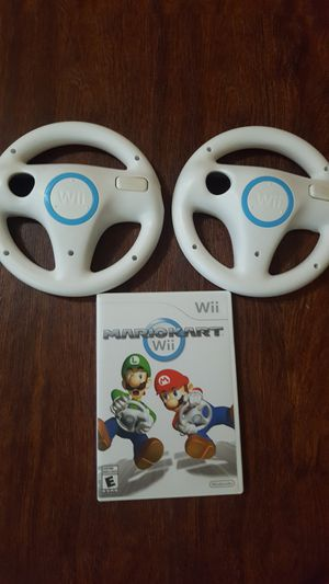 Mario kart wii with wheels for Sale in Rowlett, TX