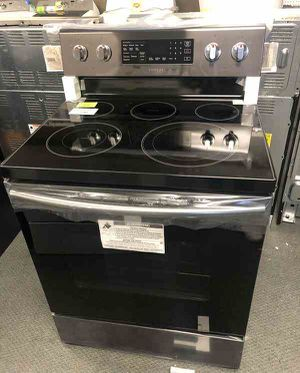 Samsung Electric Stove 🙈✔️🍂🍂⚡️⚡️⏰🔥😀🙈✔️✔️🍂⚡️⏰🔥😀🙈✔️🍂⚡️ Appliance Liquidation!!!!!!!!!!!!!!!!!!!!! for Sale in Buda, TX