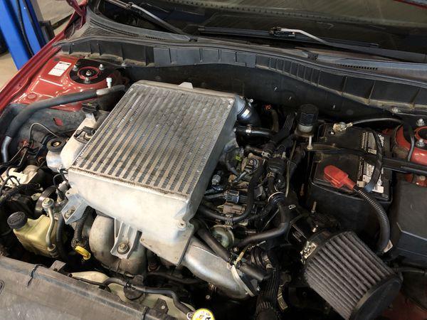 Mazda MazdaSpeed 6 OBO