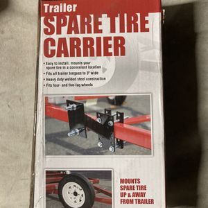 Spare Tire Carrier Universal Fit... Nee for Sale in Yucaipa, CA