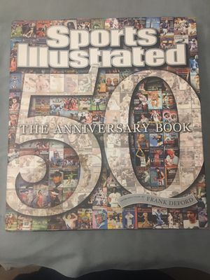 Sports Illustrated 50th Anniversary Book for Sale in Phoenix, AZ