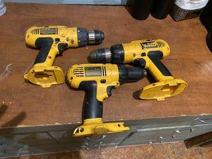 Dewalt drills for Sale in El Cerrito, CA
