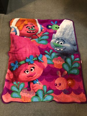 Troll blanket for Sale in Mount Oliver, PA