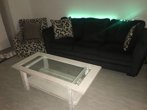 Sofa, love seat, and coffee table (pick up only) for Sale in Atlanta, GA