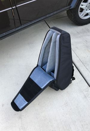 Saxophone bag alto backpack rolling for Sale in Melrose Park, IL