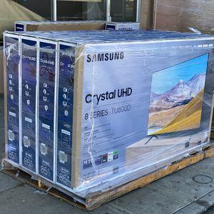 85 INCH SAMSUNG SMART 4K TV SALE CRYSTAL UHD TV for Sale in Glendale, CA