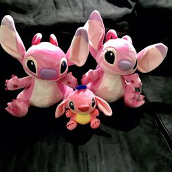 Disneyland stitch 35$ each( Only 1Left !) and small stitch plush ($15.00) (Only 1Left !) for Sale in East Los Angeles,  CA