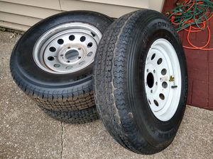 205 75 14 trailer tires for Sale in PA, US