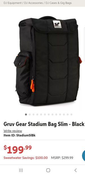 Gruv GearStadium Bag Slim - Black for Sale in Los Angeles, CA