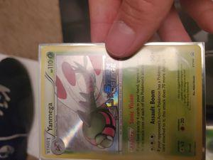 Yanmega Pre Release- NM Pokemon Card - XY144 for Sale in Surprise, AZ