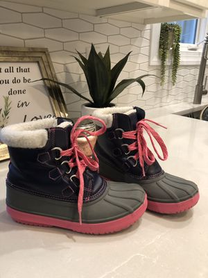 GYMBOREE Girls Youth Boots Size 4 for Sale in Harrisonburg, VA