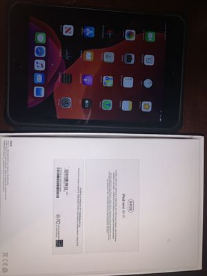 iPad mini 5th generation for Sale in Dallas, TX
