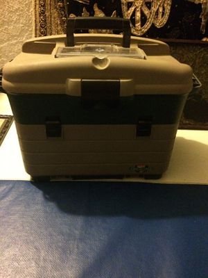 Large fishing tackle box for Sale in Ceres, CA