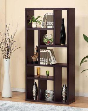 Contemporary Bookcase in Espresso for Sale in Ontario, CA