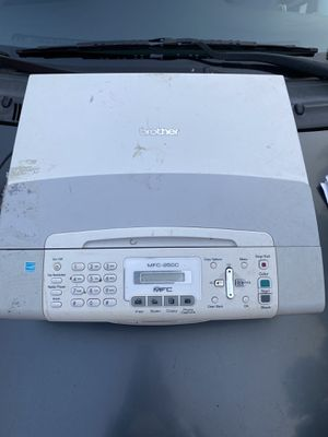Brother 4 in 1 workstation printer fax photo scan copy for Sale in Douglasville, GA