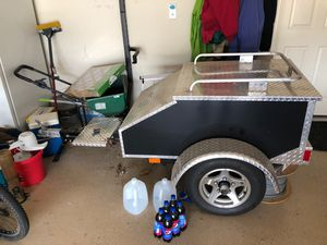 Motorcycle travel trailer for Sale in Denton, TX