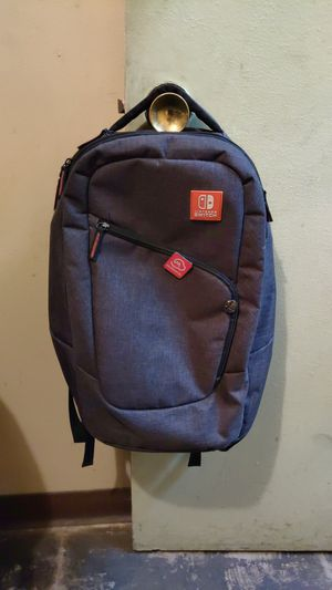 Original Nintendo switch back pack for Sale in Los Angeles, CA