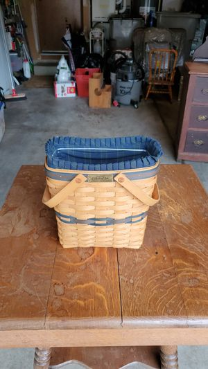 Longaberger Member Mail Basket for Sale in Hillsboro, OR