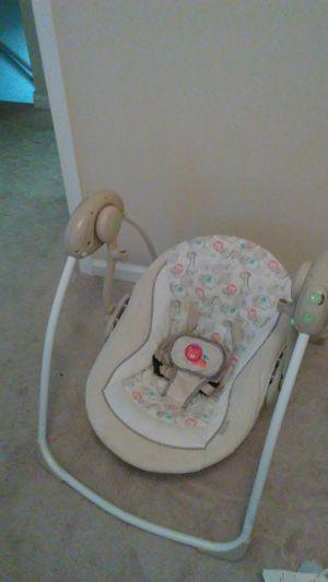 Baby swing for Sale in Carrollton, VA