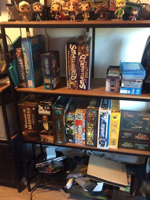 Board games & MtG accessories (everything must go!) for Sale in Culver City, CA