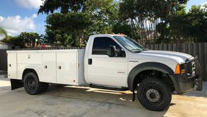 Ford F450 Super Duty 91k miles mint! for Sale in Biscayne Park, FL