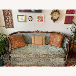 Parisian Louis XV style Sofa + 2 matching chairs for Sale in Boulder, CO