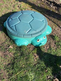 Small Turtle Sand Box for Sale in Oregon City, OR
