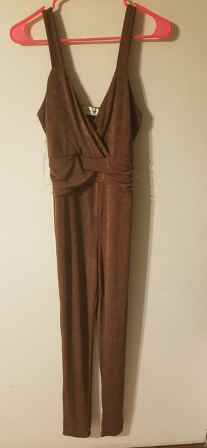Original olive tree romper for woman size Large. New for Sale in Tustin, CA