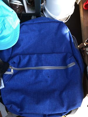 Backpack blue for Sale in Los Angeles, CA
