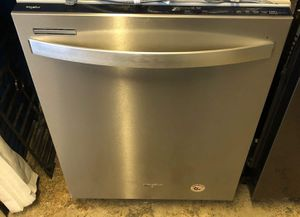 New whirlpool stainless steel dishwasher for Sale in Montclair, CA