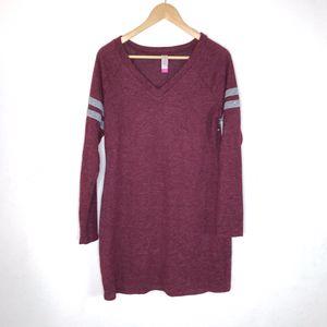No Boundaries Burgundy Pajamas Juniors Size 15/17 for Sale in El Cajon, CA