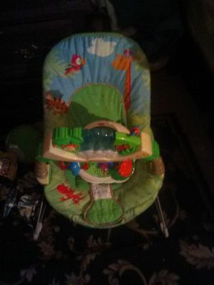 Boys baby bouncer and toy for Sale in Richmond, VA