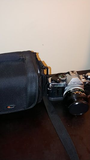 Canon ae1 film camera for Sale in Marietta, GA