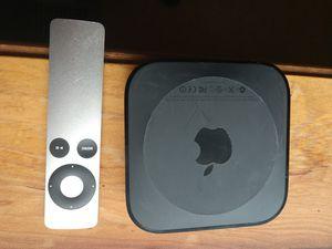 Third Generation Apple TV w/Remote for Sale in Redmond, WA