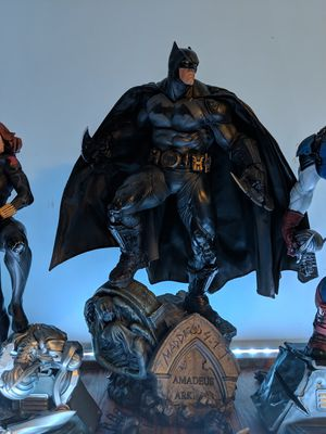 Sideshow Collectables Premium Format Batman Statue for Sale in Raleigh, NC