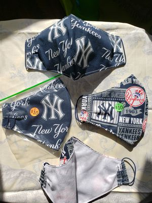 Yankees Mask for Sale in Olney, MD