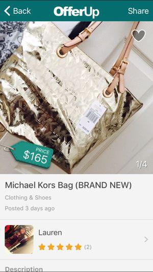 Michael Kors Authentic Bag for Sale in Washington, DC