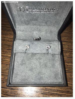 Forever mark diamond earrings for Sale in Addison, TX