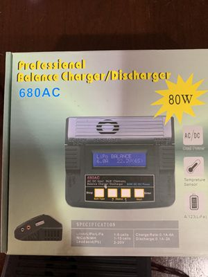 RC car battery charger quick charger brand new for Sale in Las Vegas, NV