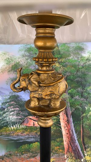 Elephant Lamp shade not included for Sale in Douglasville, GA