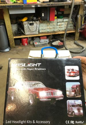 LED headlights! for Sale in Warrenville, IL