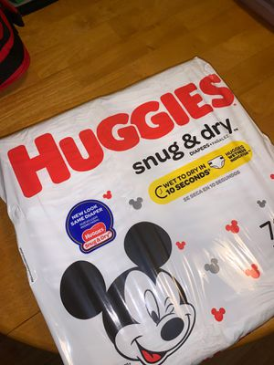 Huggies Size 2 for Sale in Providence, RI