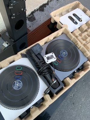 Video Game Accessory - DJ HERO 2 TURNTABLE Gamepad/Controller (Sony PS2/PS3) for Sale in Norcross, GA