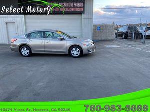 2013 Nissan Altima for Sale in Hesperia, CA