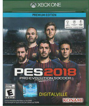 PES2018 brand new one for Sale in El Monte, CA
